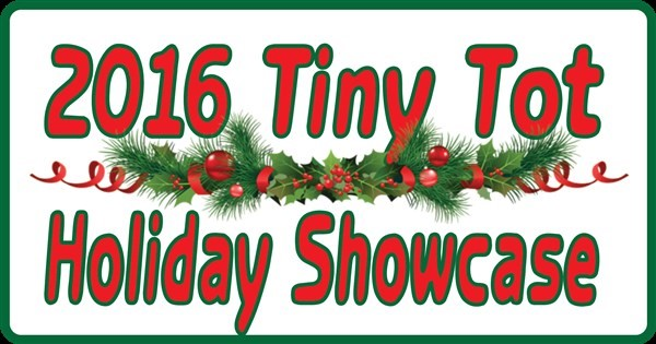 Get Information and buy tickets to Tiny Tot Holiday Showcase  on Release Dance Academy
