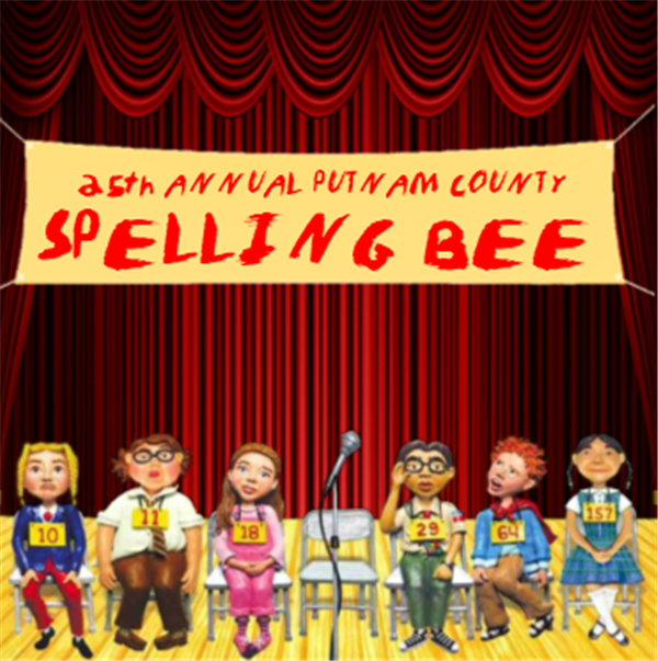 Get Information and buy tickets to 25th Annual Putnam County Spelling Bee  on The Brevard Little Theatre