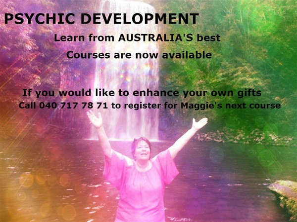 Get Information and buy tickets to INTRO TO PSYCHIC DEVELOPMENT Psychic Development on Gypsy Maggie Rose.com