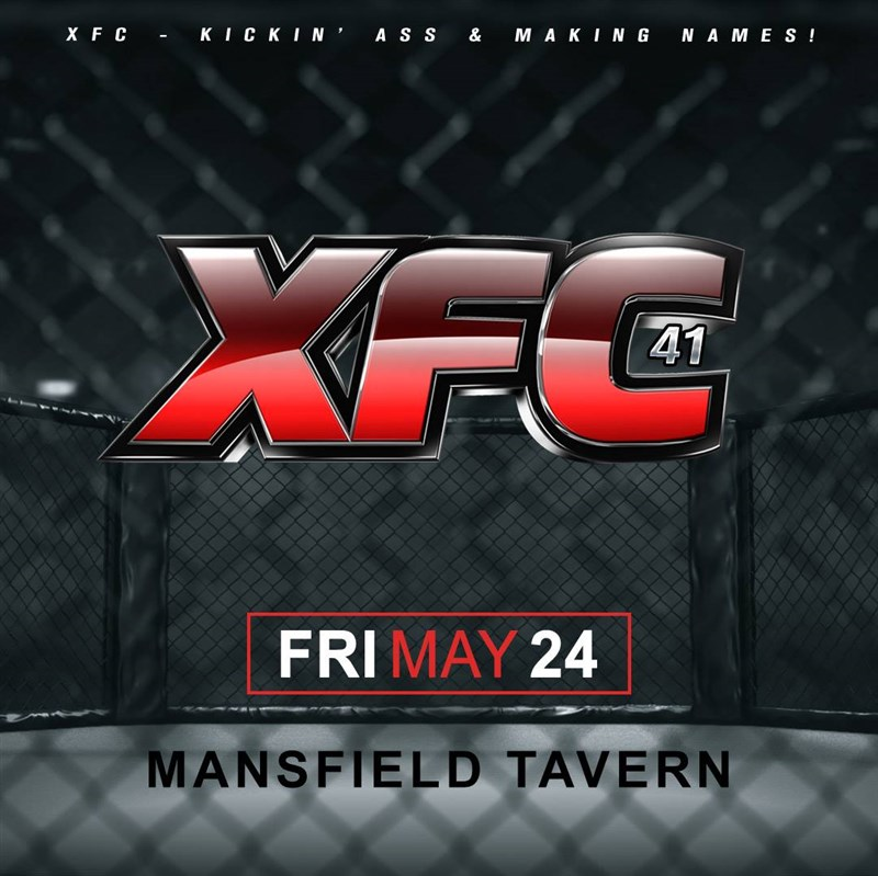 Get Information and buy tickets to XFC 41  on XFC Australia