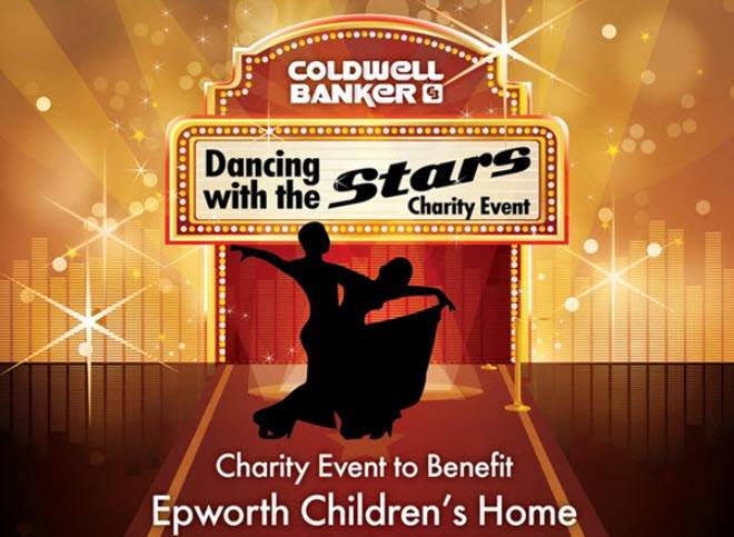 Get Information and buy tickets to Coldwell Banker Dancing With The Stars  on elite-ballroom.com
