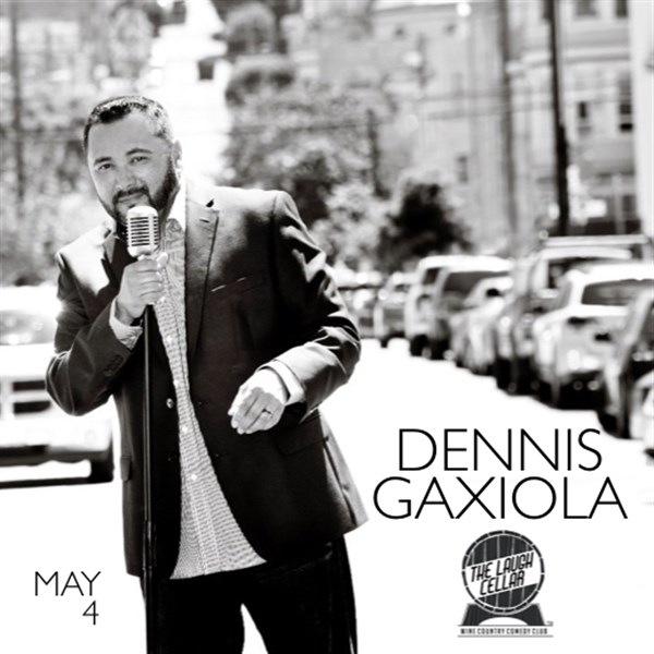 Get Information and buy tickets to Dennis Gaxiola Flaming Resort Santa Rosa on The Laugh Cellar