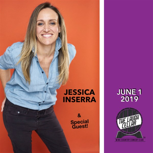 Get Information and buy tickets to Jessica Inserra & Special Guests! Flamingo Resort - $20 on The Laugh Cellar