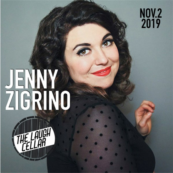 Get Information and buy tickets to Jenny Zigrino Flamingo Resort Santa Rosa - $20 on The Laugh Cellar