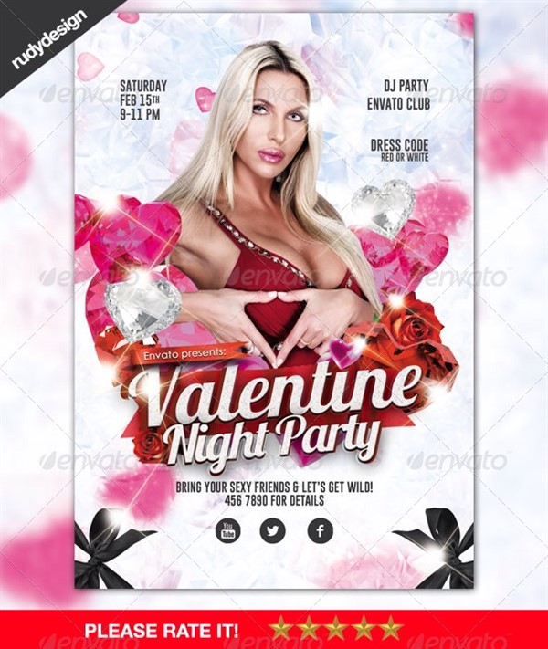 Get Information and buy tickets to Valentine Special  on Rebby
