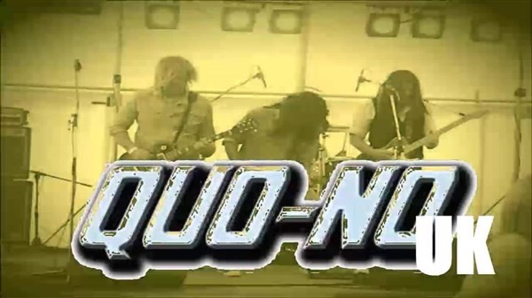 Get Information and buy tickets to Quo-No Frantic Four (Status Quo) Tribute Band on www.rhonddahotel.com