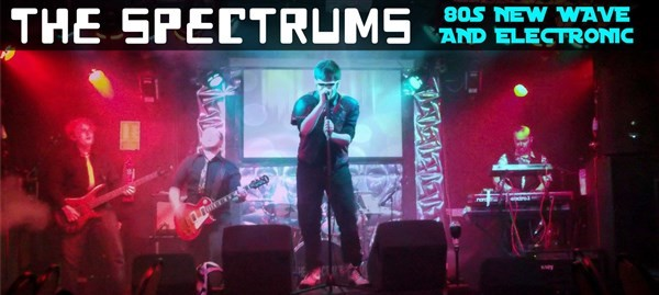 Get Information and buy tickets to The Spectrums 80s Electro/Synth on www.rhonddahotel.com