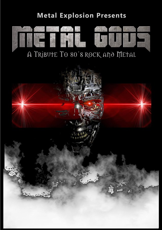 Get Information and buy tickets to Metal Gods Metal & Rock Covers on www.rhonddahotel.com
