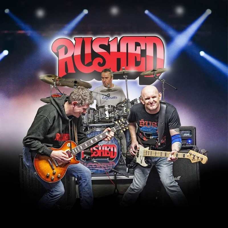 Get Information and buy tickets to Rushed (Rush Tribute) on www.rhonddahotel.com