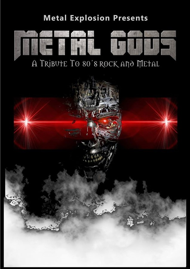 Get Information and buy tickets to Metal Gods Rock & Metal Covers on www.rhonddahotel.com