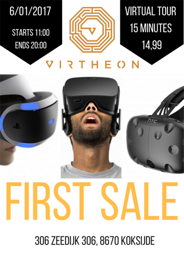 Get Information and buy tickets to V-EXPRESS 15 minutes on virtheon