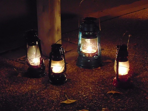 Lantern Led Ghost Tour  on Oct 26, 21:00@Rustik Sand Kandles - Buy tickets and Get information on Sainte Genevieve Ghost Tours
