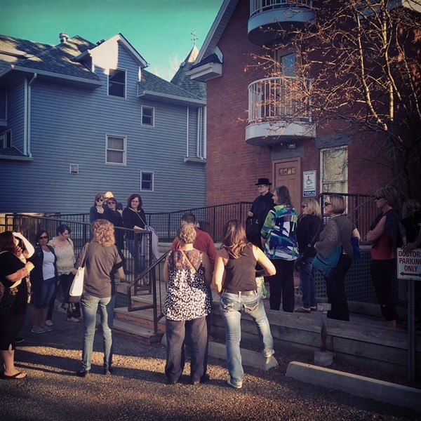 Inglewood Ghost Walk  on May 23, 20:00@Rosso Coffee - Buy tickets and Get information on Calgary Ghost Tours