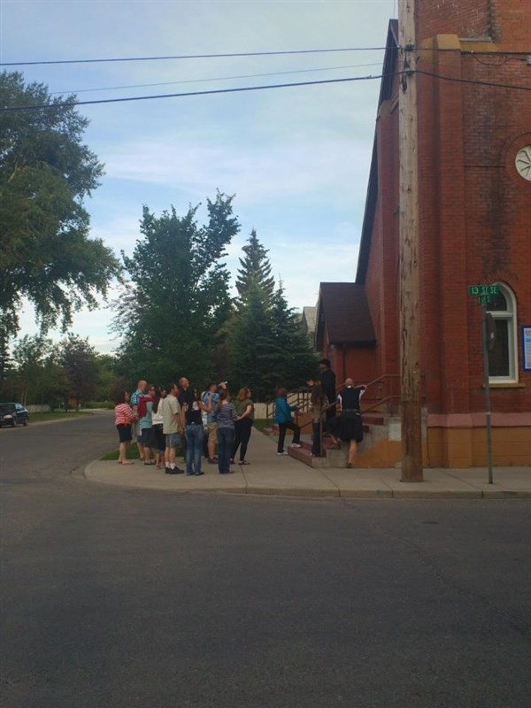 Get Information and buy tickets to Inglewood Full Moon Walk  on Calgary Ghost Tours