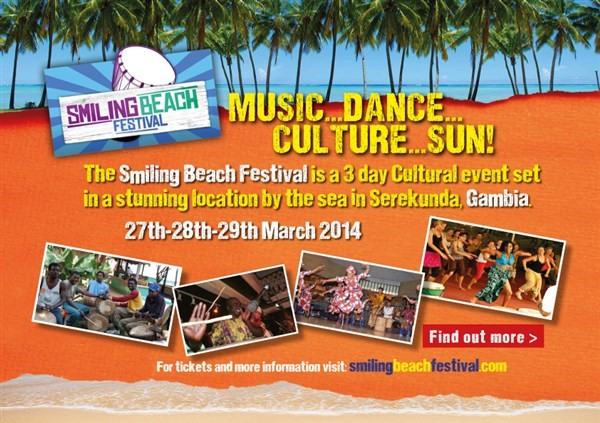 Get Information and buy tickets to Smiling Beach Festival  on Smiling Beach Festival