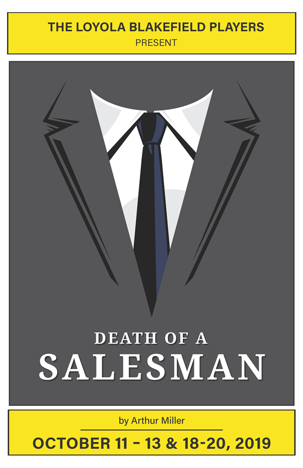Get Information and buy tickets to Death of a Salesman  on Loyola Blakefield Players
