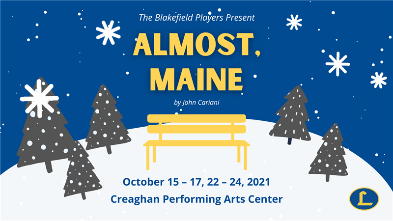 Get Information and buy tickets to Almost, Maine  on Loyola Blakefield Players