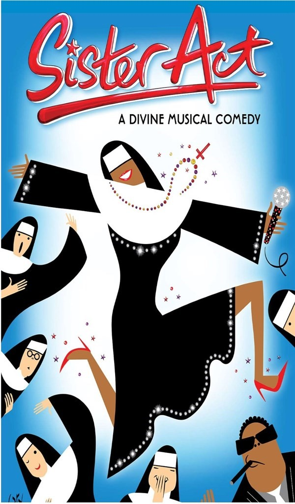 Get Information and buy tickets to Sister Act Sunday, April 7th on WAHS Box Office