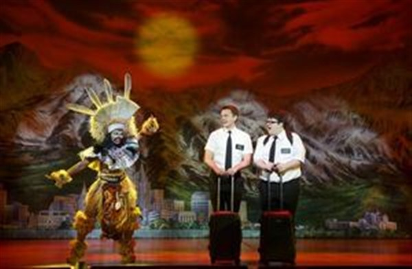 Get Information and buy tickets to The Book of Mormon  on Sophia