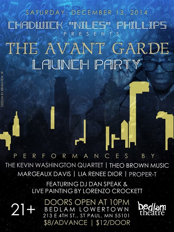 "Get Information and buy tickets to The Launch of  ""The Avant Garde""  on Sophia"