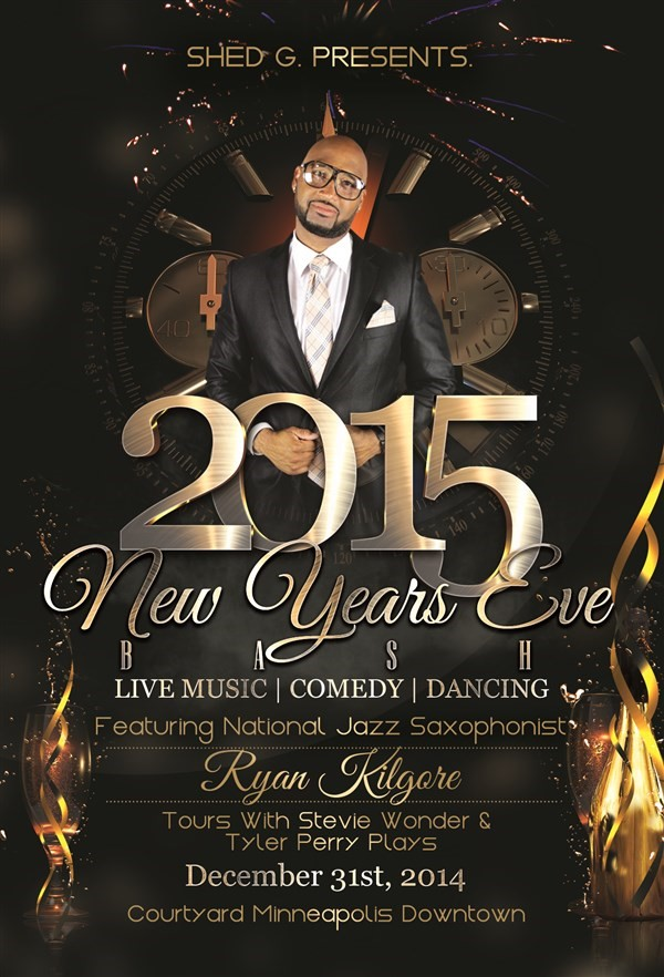 Get Information and buy tickets to 2015 New Years Eve Bash Presented By Shed G on Sophia