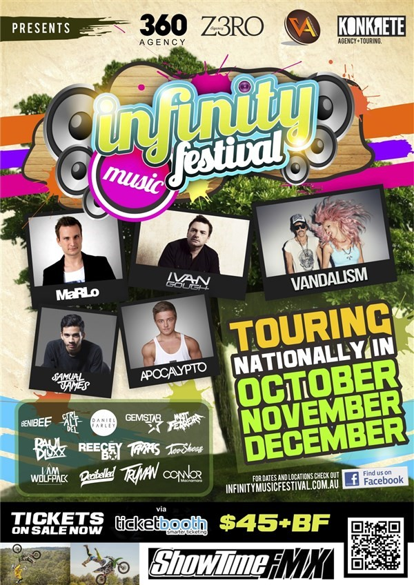 Get Information and buy tickets to Infinity Music Festival  on Infinity Music Festival