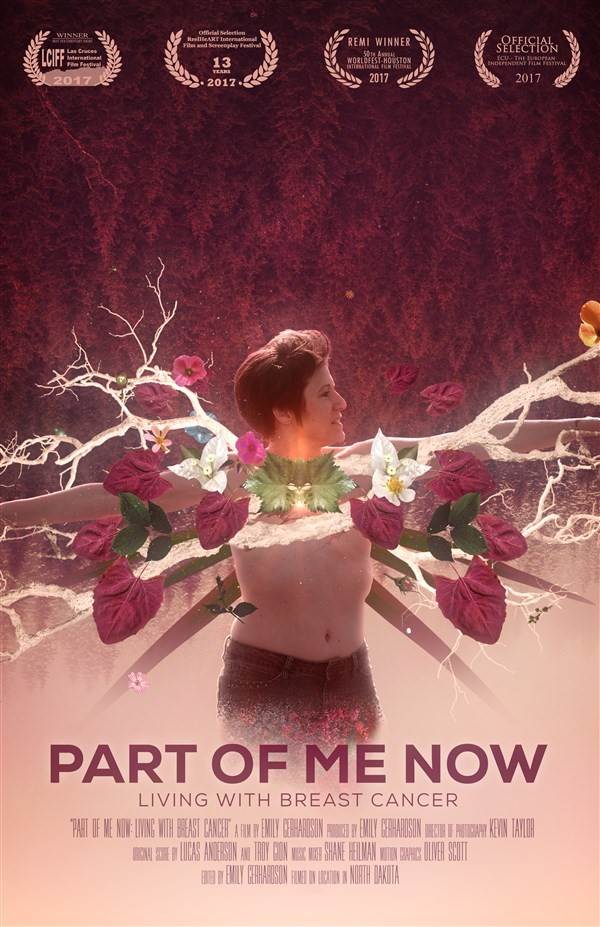 Get Information and buy tickets to Michigan Premiere - Detroit Part Of Me Now: Living With Breast Cancer on Part Of Me Now