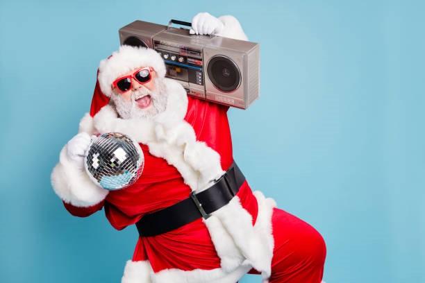 Get Information and buy tickets to Santa's Secret Soundsystem  on www.bewonky.com
