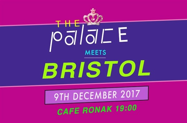 Get Information and buy tickets to The Palace Meets BRISTOL 3 Course Dining Experience and Documentary Showing on www.thepalacearts.org
