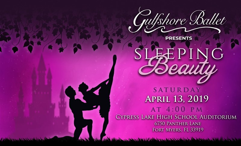 "Get Information and buy tickets to ""Sleeping Beauty"" 2019 Spring Performance on Gulfshore Ballet"