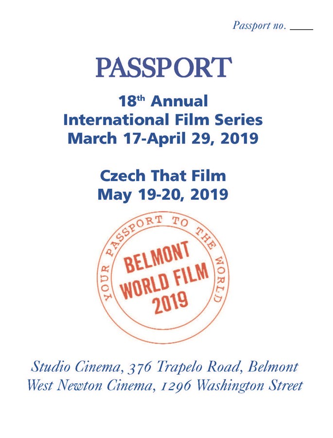 Get Information and buy tickets to 2019 Passport Provides 8 admissions on Belmont World Film