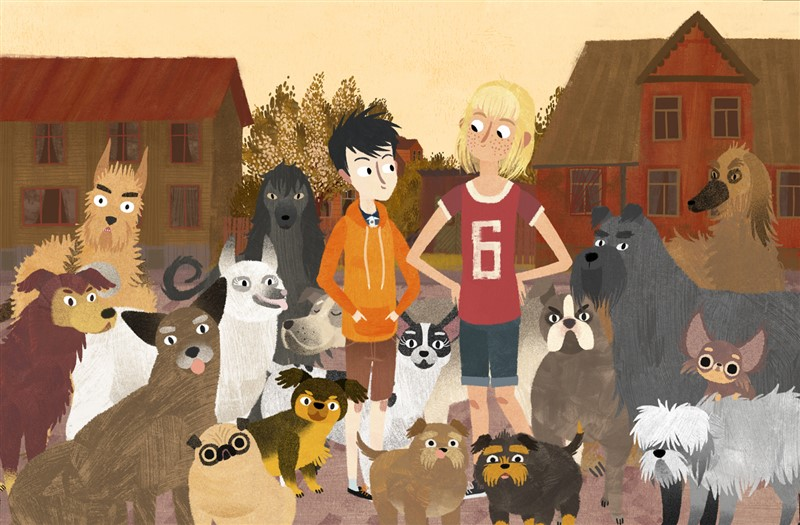 Get Information and buy tickets to JACOB, MIMMI AND THE TALKING DOGS New England premiere on Belmont World Film
