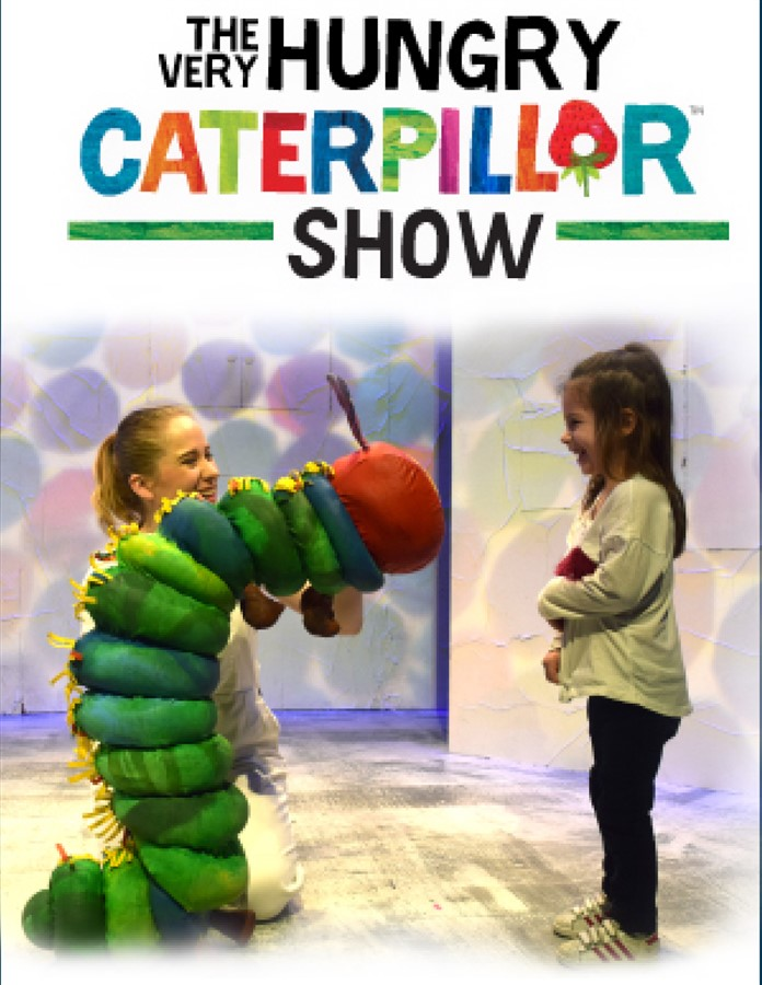 Get Information and buy tickets to LIVE EVENT: The Very Hungry Caterpillar Show Storytime! Followed by a photo opportunity with the caterpillar puppet on Belmont World Film