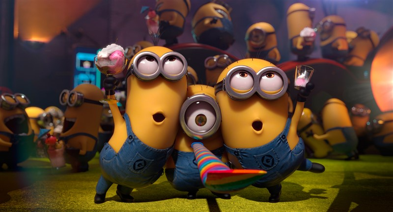 Get Information and buy tickets to WORKSHOP: Learn to Draw Minions  on Belmont World Film