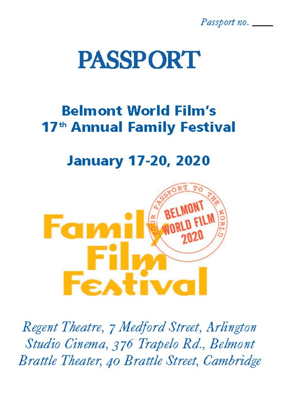 Get Information and buy tickets to Full Festival Pass 17th Annual Family Festival on Belmont World Film