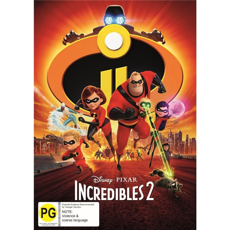 Get Information and buy tickets to FAB Cinema Incredibles 2 on Friends At Balfour