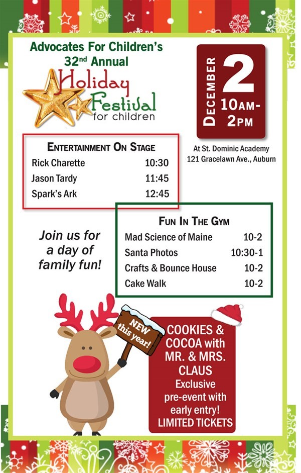 Holiday Festival 2017 General Admission