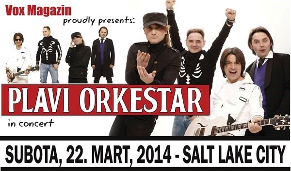 Get Information and buy tickets to Plavi Orkestar Koncert Salt Lake City  on vox magazin