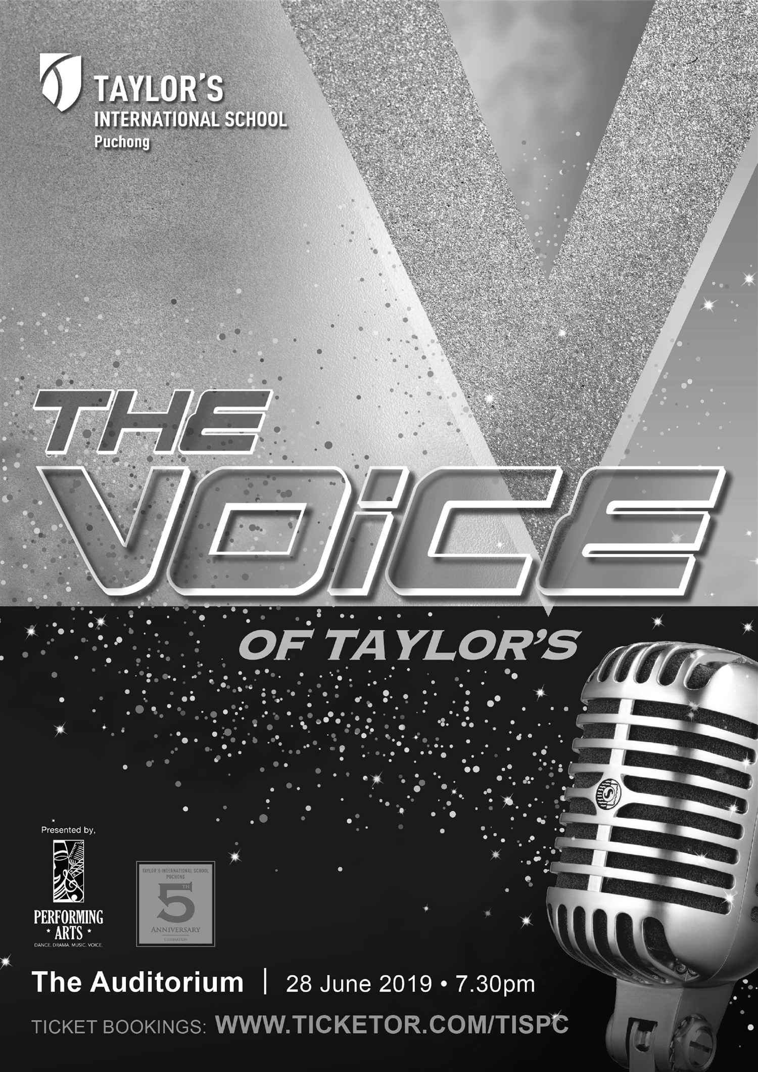 The Voice of Taylor's