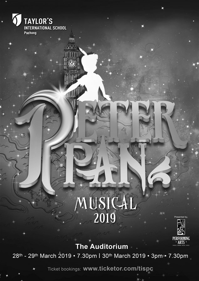 Get Information and buy tickets to Peter Pan - The British Musical CAST
