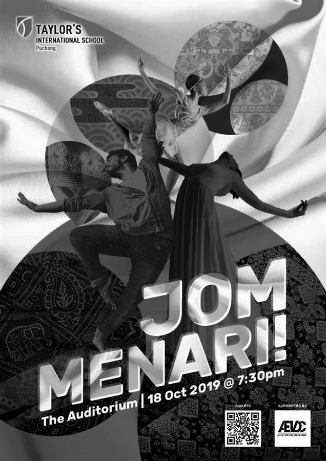 Get Information and buy tickets to Jom Menari! ft. Year 9 & TISPC
