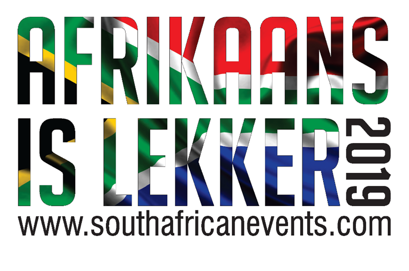 Get Information and buy tickets to Afrikaans is Lekker Wellington 2019  on South African Events Pty Ltd