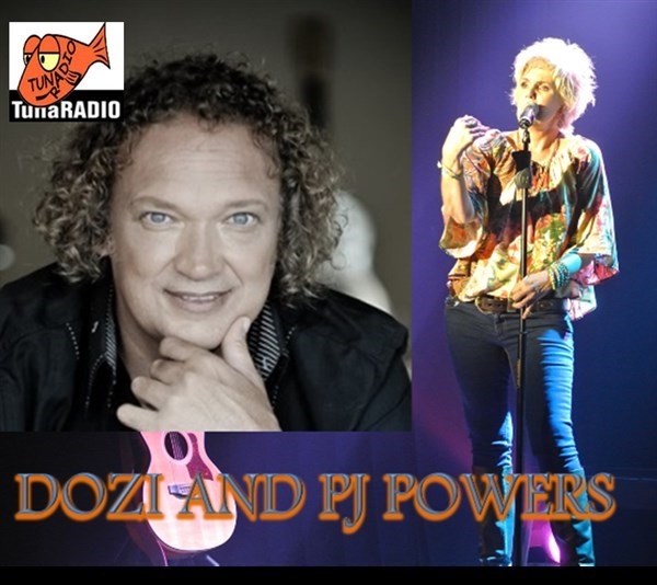 Get Information and buy tickets to PJ POWERS AND DOZI IN WELLINGTON  on South African Events Pty Ltd