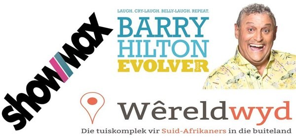 Get Information and buy tickets to BARRY HILTON IN CALGARY  on South African Events Pty Ltd