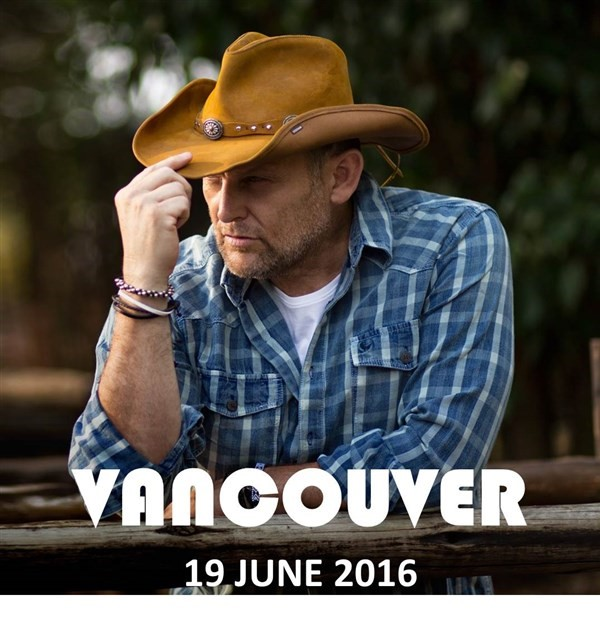 Get Information and buy tickets to STEVE HOFMEYR IN VANCOUVER  on South African Events Pty Ltd