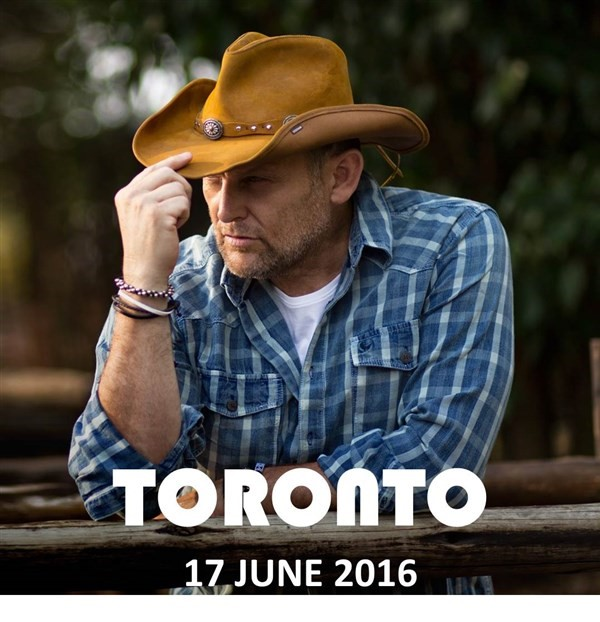 Get Information and buy tickets to STEVE HOFMEYR LIVE IN TORONTO  on South African Events Pty Ltd