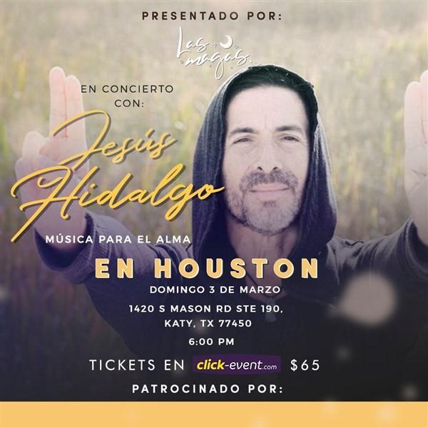 Get Information and buy tickets to Jesús Hidalgo Musica Medicina Reg $65 on www.click-event.com