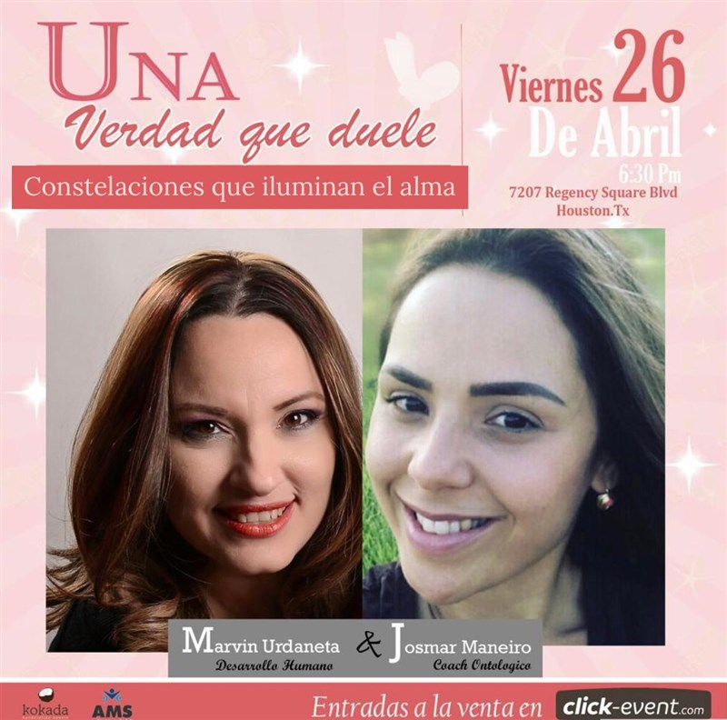 Get Information and buy tickets to Una Verdad que duele Reg $65 on www.click-event.com