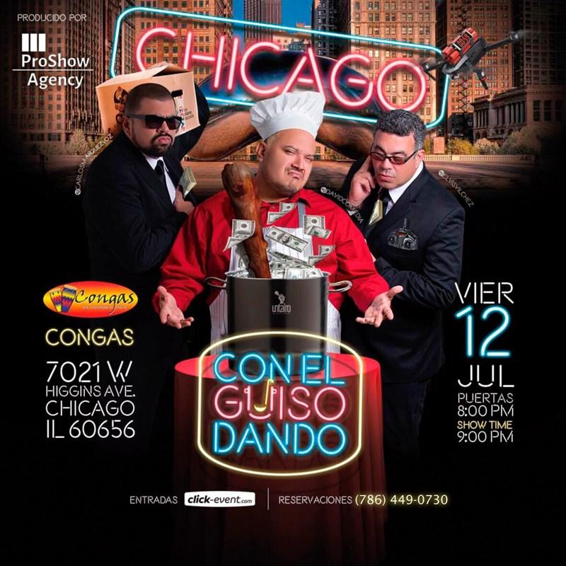 Con el Guiso Dando - CHICAGO