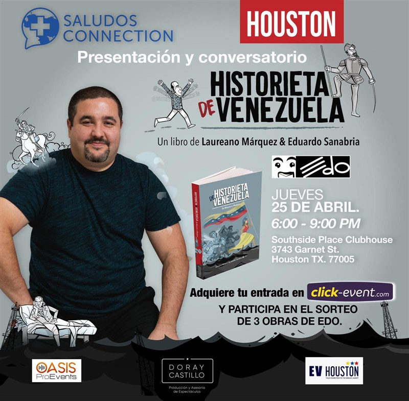 Get Information and buy tickets to Encuentro con EDO Reg $25 on www.click-event.com